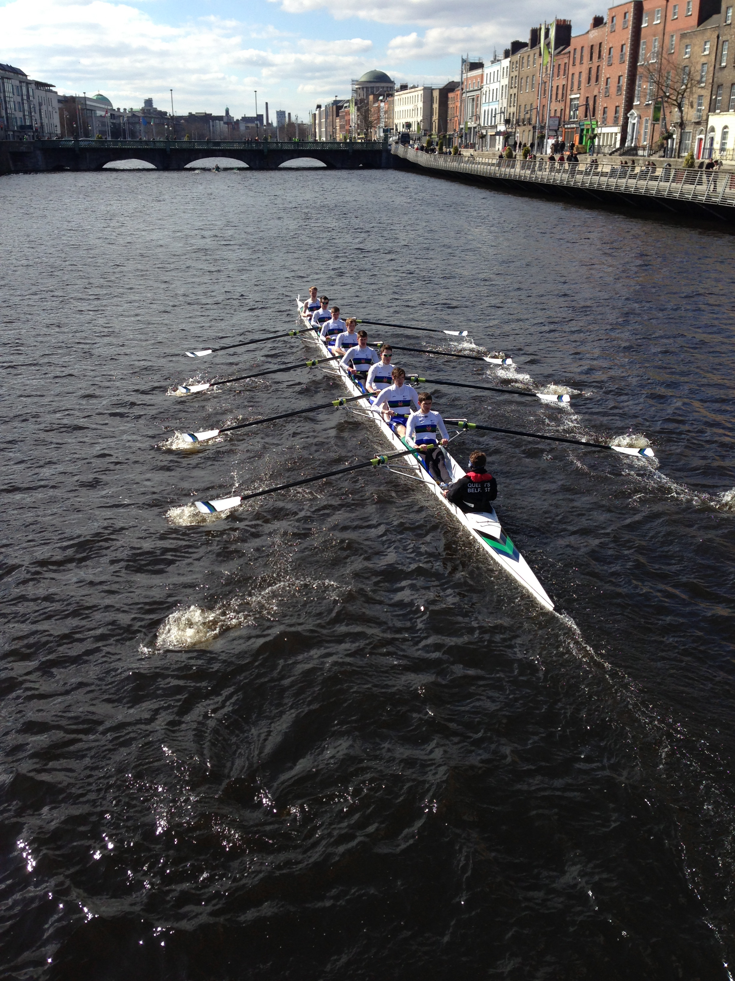 Queen's University Belfast Boat Club